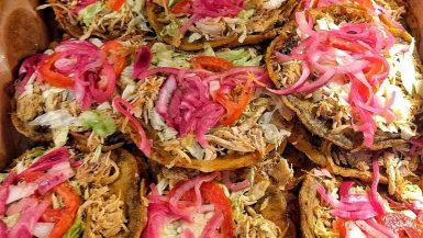 panuchos - Yucatan food
